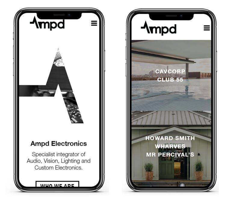 Ampd electronics case study